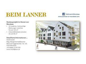 Wohnen in Mondsee - Beim Lanner (HO29 TOP04)