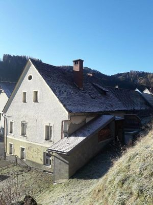 historisches, altes Wohnhaus mit Geschichte in Oberzeiring