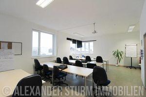 Vielseitig nutzbare Bürofläche an der Salzach