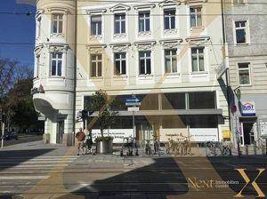 Attraktives Gastrolokal inkl. Schanigarten in sehr gut frequentierter Ecklage auf der Landstraße in Linz zu vermieten!