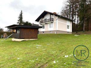Liebevoll gestaltetes Einfamilienhaus in sonniger Waldrandlage in Sinabelkirchen/Nähe