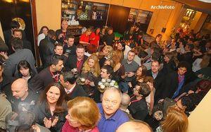 Bierlokal-Restaurant-Club-Lounge - Betriebsanlage mit großem Potential