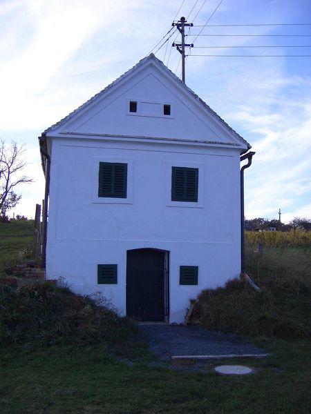 Weinstöckl, ein originales Schmuckstückl