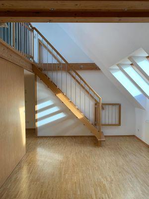 2 stöckige 3-Zimmer Dachgeschosswohnung in Lustenau