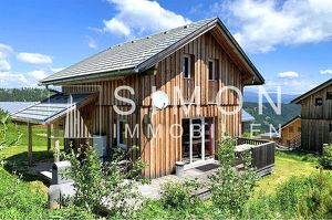 (RESERVIERT) Charmantes Chalet / Ferienhaus in Sonnenlage am Klippitztörl