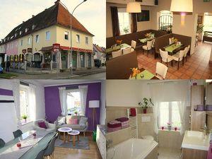 Gastwirte aufgepasst! Café, 2 Wohnungen sowie Erweiterungspotezial!