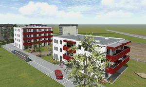 00322 NB / Noch 1 freie Neubauwohnung in Klein-Pöchlarn