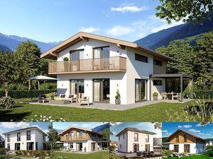 MITTERSILL: Ein individuell geplantes Ziegelmassivhaus inkl. Grundstück.