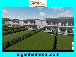 Stilvolles Reihenhaus mit Doppelcarport und Keller