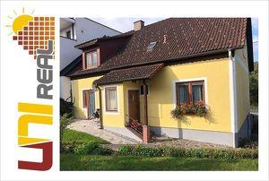 - UNI-Real - Sonniges Einfamilienhaus mit Garten im Stadtzentrum von Zwettl