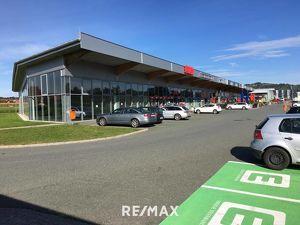 Geschäft - Einkaufszentrum FMZ Pistorf