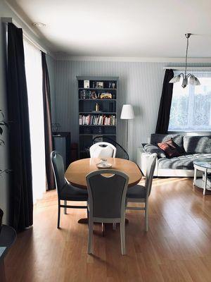 Helle 80qm Wohnung mit großem Garten Direktanschluss A5