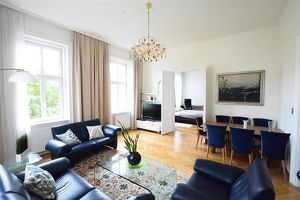 4-Zi./3-Schlafzimmer-Apartment im Servietenviertel - All inclusive!