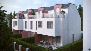 Welcome Home: ERSTBEZUG & UNBEFRISTET Reihenhaus mit Dachterrasse, Keller, Fußbodenheizung, elektr. Jalousien