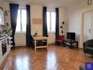 Unbefristeter 97m² Altbau mit Einbauküche Nähe Bruno Kreisky Park - 1050 Wien