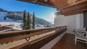 3 Zimmer Eigentumswohnung im Herzen von Oberau mit Panoramablick auf die umliegende Bergwelt