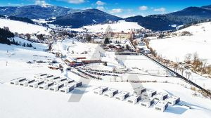 Naturparkchalets Ski In & Ski Out mit Freizeitwohnsitzwidmung