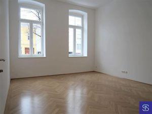 Erstbezug: unbefristeter 34m² Altbau mit Einbauküche - 1140 Wien