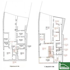 Studenten aufgepasst! WG taugliche 5 Zimmer Wohnung in Herzen von Eisenstadt - 2 Autoabstellplätze vorhanden!!