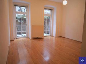 Unbefristete 31m² Gartenwohnung mit Einbauküche - 1130 Wien