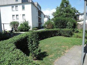 Helle und sehr nette 1-Zimmer-Garten-Wohnung in Dornbirn