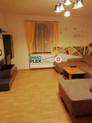 GÜNSTIGE (€490,-/mtl.) und TOP Ausgestattete 2-Zimmer-Wohnung in Retz zu mieten!