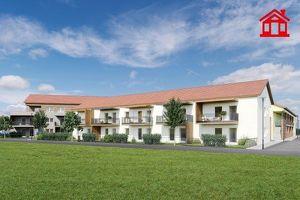 Wohnprojekt Schlossblick/ 4-Zimmer Gartenwohnung/ Haus C Typ 3B/ Top 1