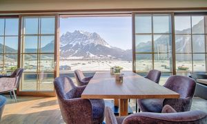 Renommiertes Restaurant in bester Aussichtslage