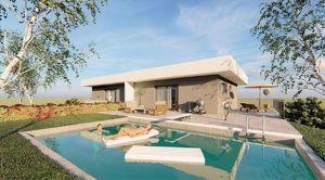 Exklusive Doppelhaushälfte (106m²) mit traumhafter Aussicht über Fürstenfeld! Provisionsfrei!
