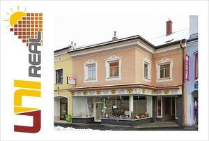 - UNI-Real - Tolles Wohn- und Geschäftshaus in der City von Waidhofen an der Thaya