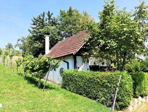 Idyllisches Ferienhaus (34m²)  in herrlicher Ruhelage im Südburgenland!
