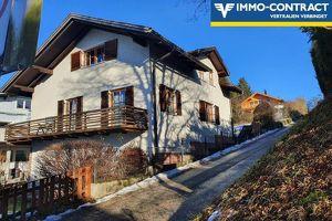 Schönes Einfamilienhaus mit großem Garten!