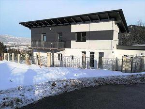 Modern gestaltetes Haus in erhöhter Lage mit top Aussicht über Kapfenberg und Bruck