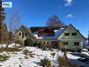 Romantische Parkvilla in Bad Gams - sehr großzügiges Anwesen - auch gewerblich interessant