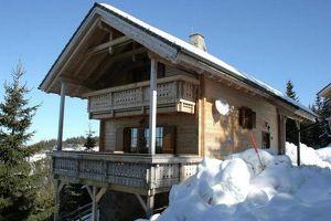 RESERVIERT Chalet mit schöner Aussicht im Ski-Naturgebiet Koralpe!