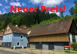Leoben:  Wohnhaus samt Wirtschaftsgebäude zu verkaufen (sanierungsbedürftig)!