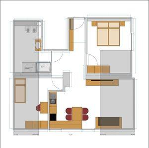 mieten in Dellach im Drautal Moderne Mietwohnung mit 2 pkw Abstellplätze