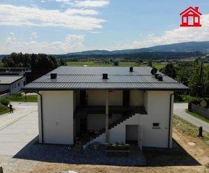 Neubau: Penthousewohnung in Söding / 2. Baubschnitt