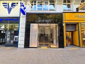 TOP KUNDENFREQUENZ - Geschäftslokal in der Mariahilfer Straße - ablösefrei