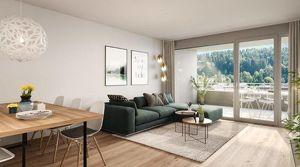 3 Zimmer Terrassenwohnung mit perfekter Einteilung C06
