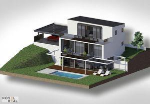 Geplante High-end Villa an Grenze zum 19. Bezirk (AIS)