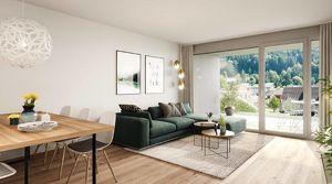 Super eingeteilte 3 Zimmer Gartenwohnung C02