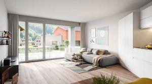 Tolle 2 Zimmer Gartenwohnung A01