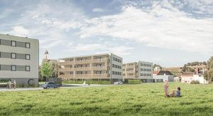 Wohnpark Kremsufer - Top A6
