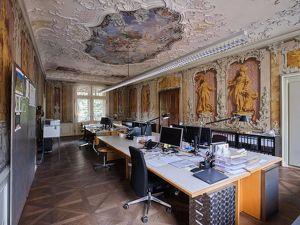 Büro im Palais
