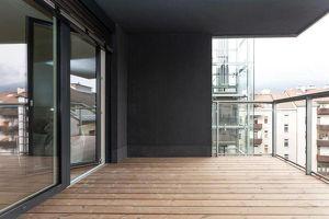 stylische Terrassenwohnung im Zentrum