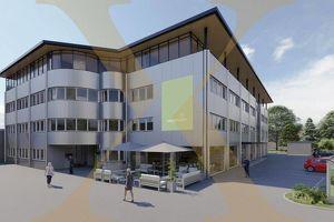 ZUKUNFTSPARK+   Büroflächen - nach Ihren Wünschen gestaltbar - in Tulln zu vermieten - Erweiterungsmöglichkeit gegeben