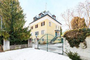 RARITÄT! Gediegenes Bürgerhaus in Bestlage Salzburg-Riedenburgs