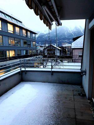 Zwei-Zimmer Wohnung mit großer Terrasse zu vermieten