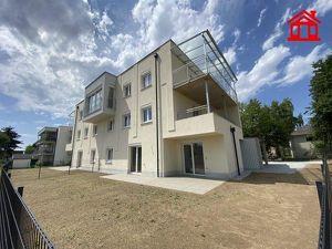 Neubauwohnung mit Terrasse und Balkon in Graz Liebenau Stadtrand| Top 4